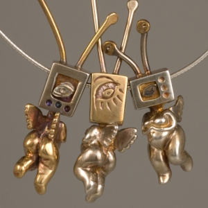 Charlie's Angels pendants